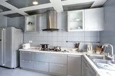 Cocina moderna — Foto de Stock