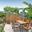 Outdoor terrace — Stock Photo #39292351