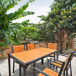 Outdoor terrace — Stock Photo #39292669