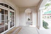 家の入り口 — ストック写真