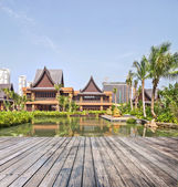 Edificio Resort — Foto de Stock