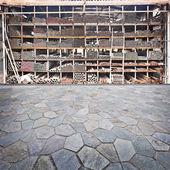 Barra de aço — Foto Stock