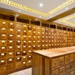 Old chinese medicine shop — Stock Photo #39542727