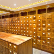Old chinese medicine shop — Stock Photo #39542779