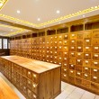 Old chinese medicine shop — Stock Photo #39542793