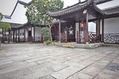 Historical chinese buildings — Stock Photo
