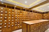 Old chinese medicine shop — ストック写真