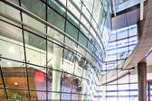 Utsidan av moderna byggnader — Stockfoto