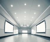 коридор современные здания — Стоковое фото
