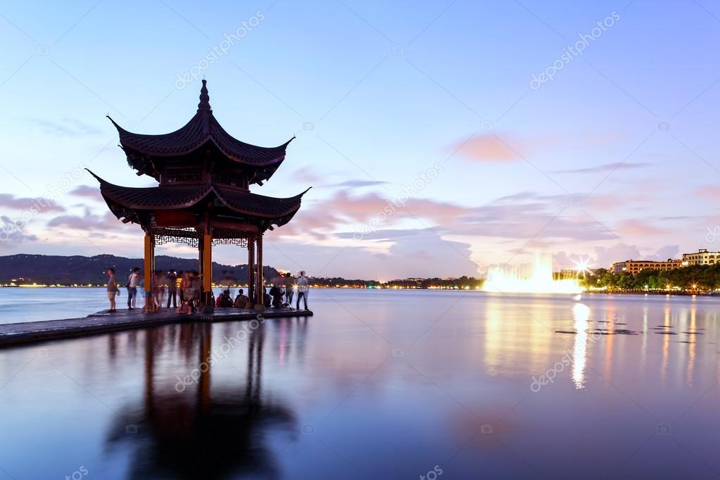 Online dating in hangzhou
