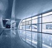 Hall of modern building — 图库照片