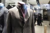 Respectable boutique for men — Stock Photo