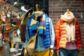 Interior of  fashion clothes store  — Stock Photo