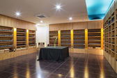 Moderna vinbutik — Stockfoto