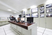 Control room of the modern office  — Stock Photo