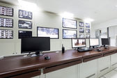 Control room of the modern office  — Foto de Stock