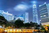 Night scene of Hongkong — Stock Photo