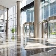 Empty hall in the modern office building. — Stock Photo #42586511