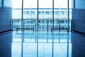 Empty hall in the modern office building.  — Stock Photo