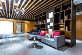 Modern living room interior — Stock Photo