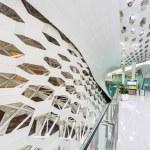 International airport building interior — Stock Photo #43097447