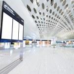 International airport building interior — Stock Photo #43098213