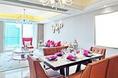 Dining room — Stock Photo