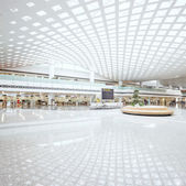 Interior of shoppingmall — Photo