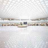 Interior of the modern building — Foto de Stock