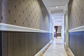 Modern apartment hall — Stock Photo
