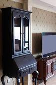Decorative details of modern interior — Stock Photo