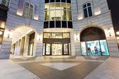 Exterior of Shopping Center  — Stock Photo