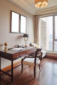 Interior de quarto moderno — Foto Stock
