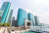 Office buildings  — Stockfoto