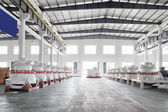 Internal factory buildings  — Stock Photo