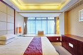 Luxury bedroom in hotel  — Stock Photo