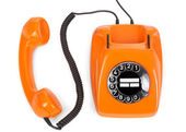 Bakelite rotary phone — Stock Photo