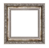 Small wooden frame with thick border — Stock Photo