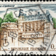 Stamp Chateau d - Stock Photo