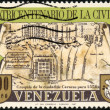 Stock Photo: Stamp Cuatricentenario de la Ciudad de Caracas 0,90