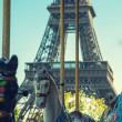 Carousel in Paris — Stock Photo