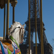 Carousel in Paris — Stock Photo #13875830
