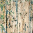 Grunge painted wood — Stock Photo