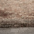 Room with brick wall — Stock Photo #23273846