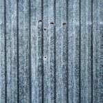 Aluminum texture — Stock Photo #23273862