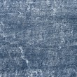 Grunge blue texture — Stock Photo
