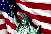 Statua wolności — Zdjęcie stockowe