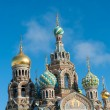 Royalty-Free Stock Photo: The Savior on the Blood church Saint Petersburg, Russia