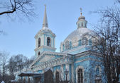 The Church of the Smolensk Icon of Virgin — Stock Photo