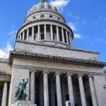 Capitol in Havana — Stock Photo